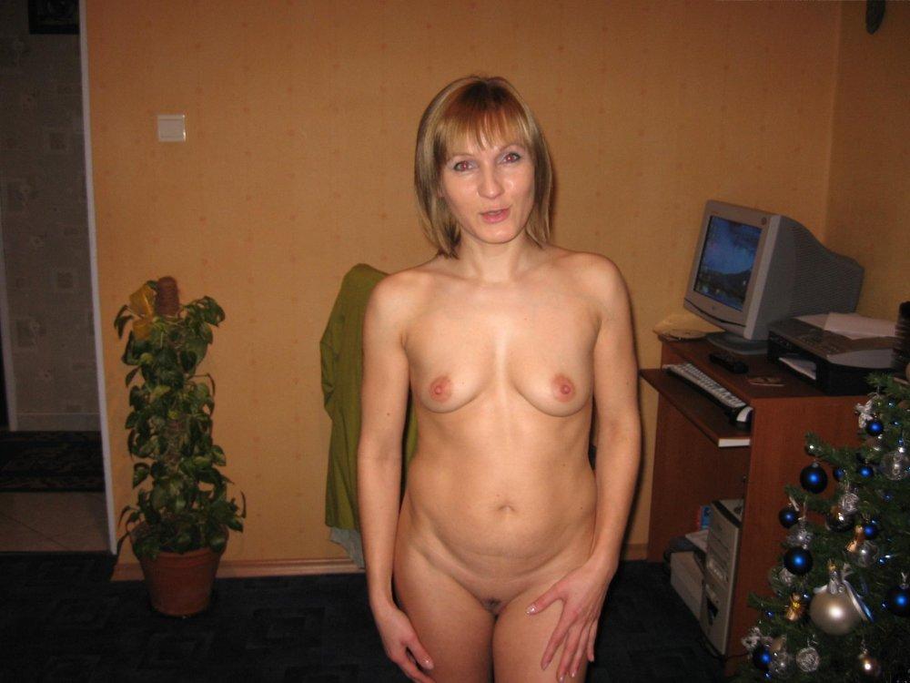 домашние голые жены на ню - 12