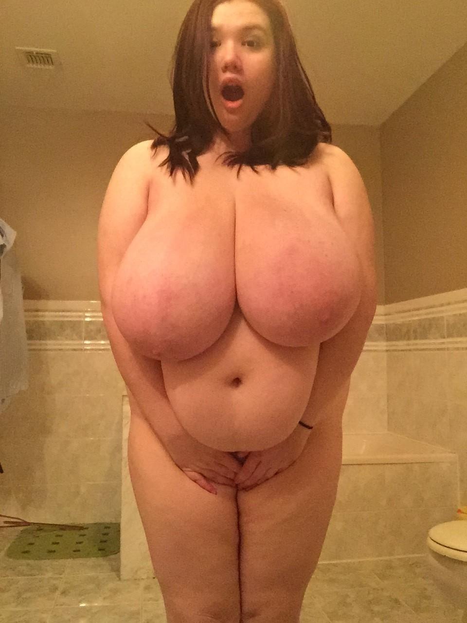 Фото большие сиськи голые толстые женщины — 1