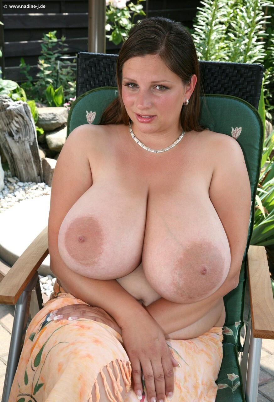 Huge tits women only
