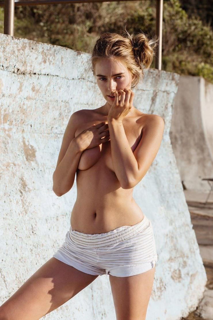 Anthea Page Topless