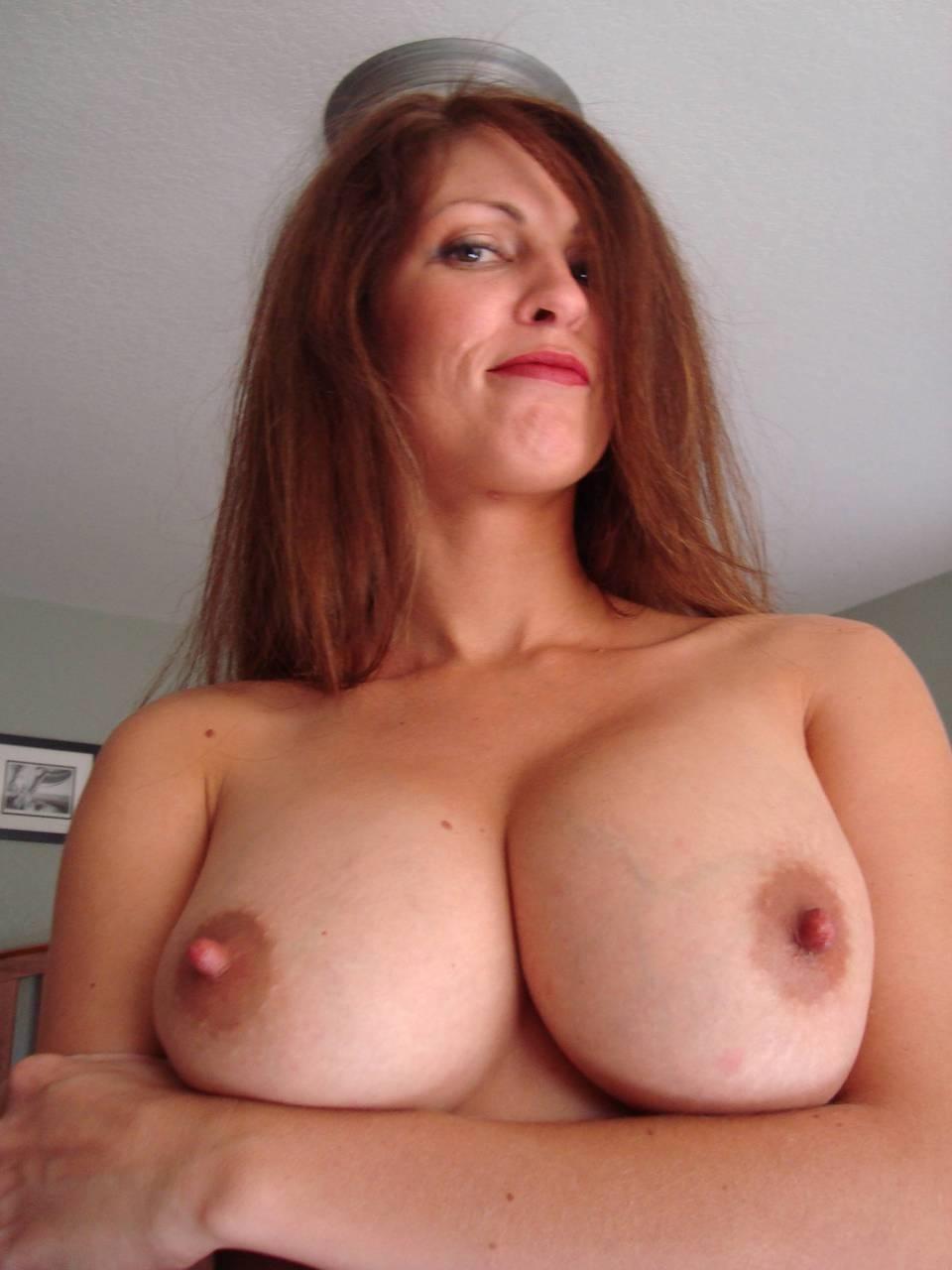 Mature big boobed nudes