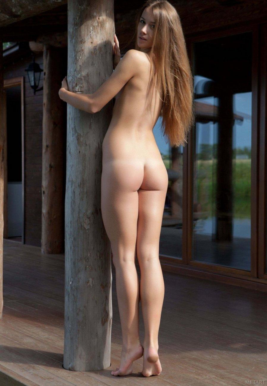 Малюсенькие голенькие попки #6