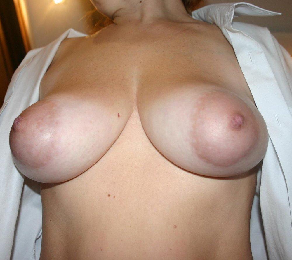 Домашнее фото большие ореолы сисек