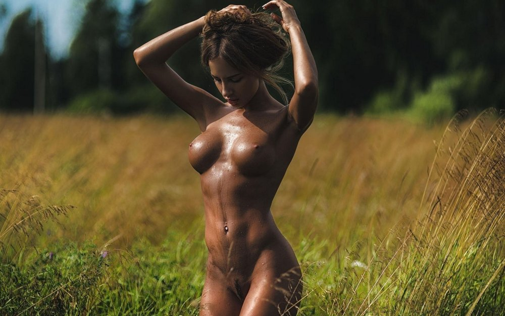 фотографии самой красивой русской обнаженной девушки