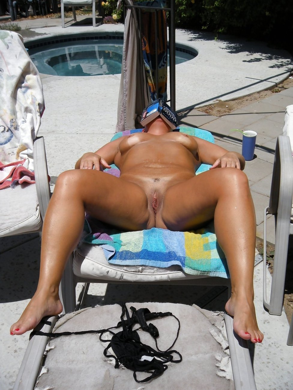 Milf nude sun bathing boats xxx