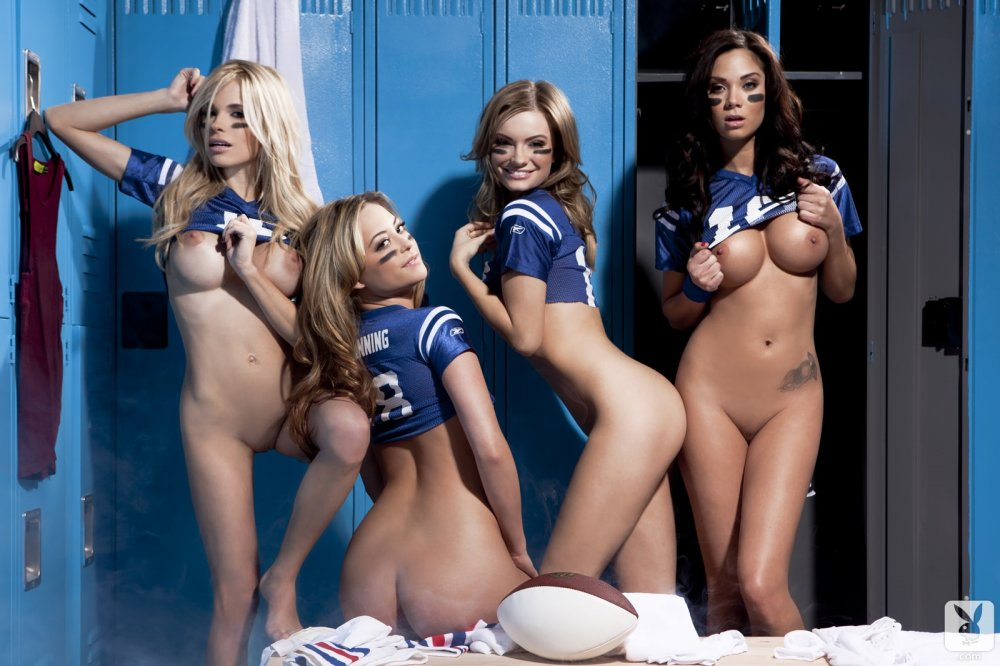 and-the-naked-football-team-pictures-woman-pregnant-black