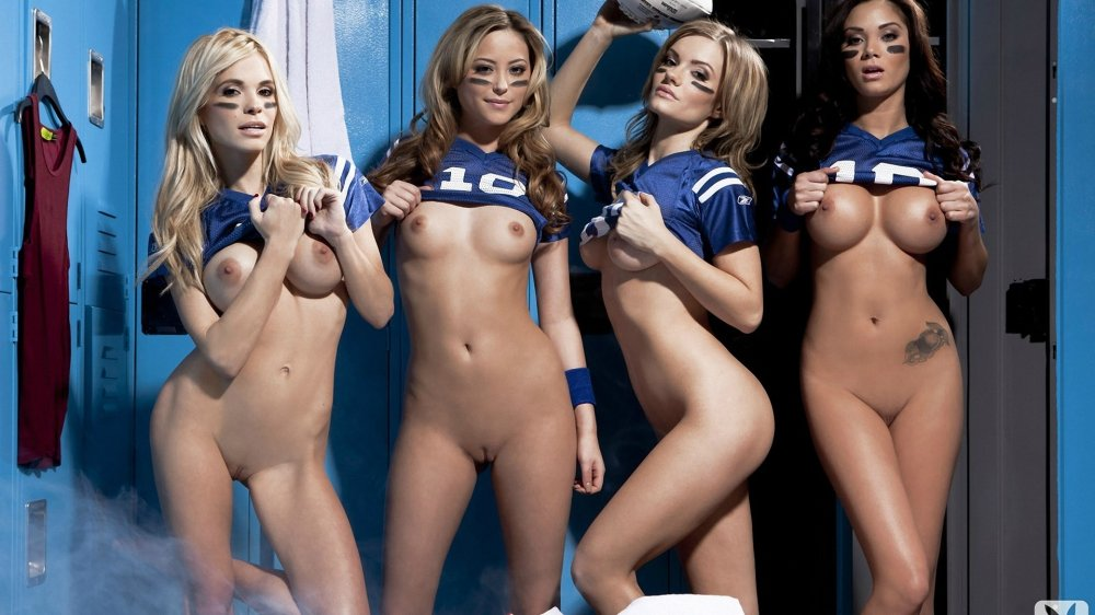 Naked girls cheerleaders video — photo 6